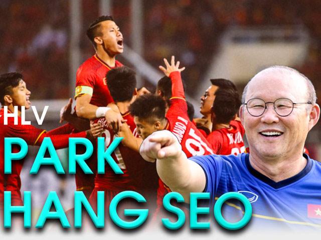HLV Park Hang Seo chính thức gia hạn hợp đồng: Viết tiếp chương mới bóng đá Việt Nam