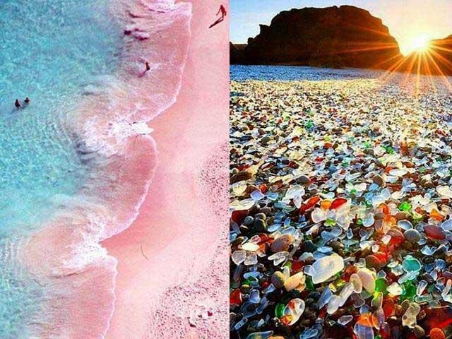 12 bãi biển độc lạ trên thế giới khiến ai cũng phải thốt lên bất ngờ