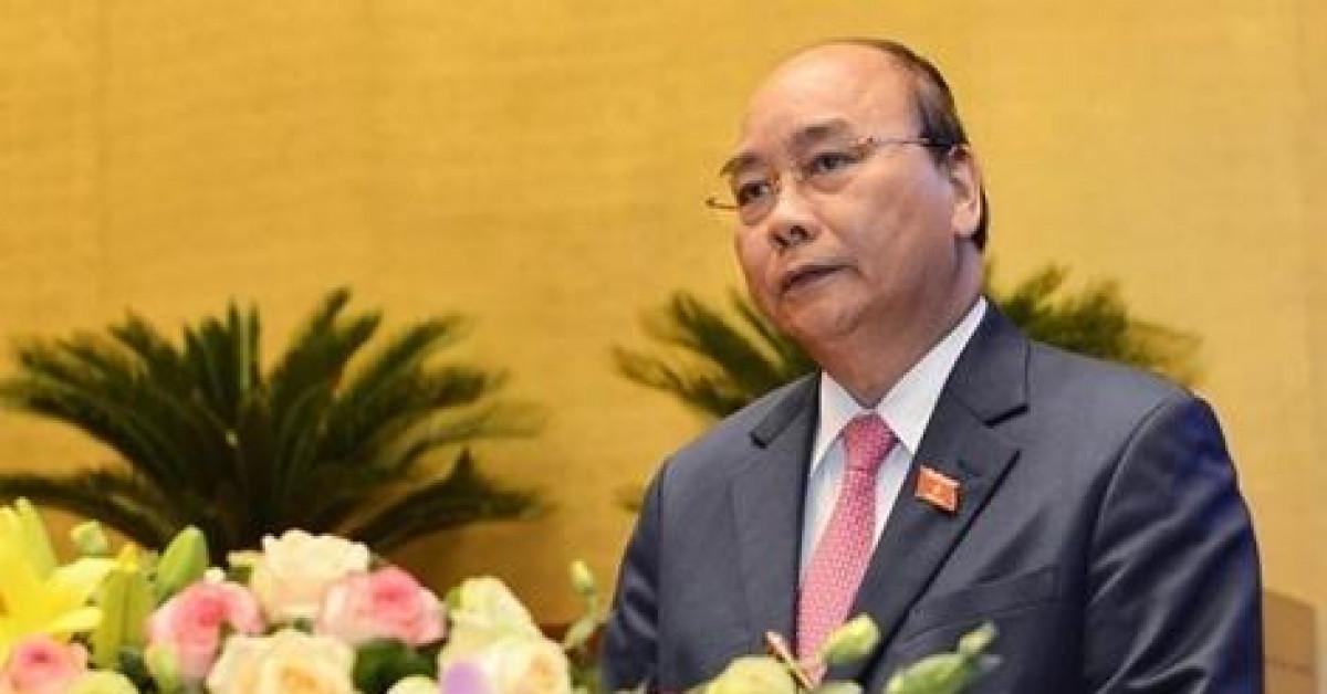 Hôm nay (8/11), Thủ tướng Nguyễn Xuân Phúc trả lời chất vấn Quốc hội