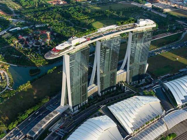 """Top 10 công trình có chi phí xây dựng """"khủng"""" nhất thế giới hiện đại"""