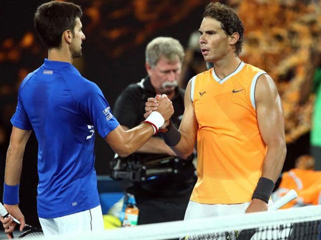 Số 1 tennis 2019 hay một thập kỷ thống trị của Nadal và Djokovic