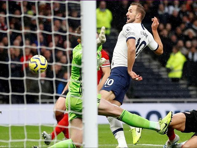 Trực tiếp bóng đá Tottenham - Sheffield United: Đảo chiều liên tục