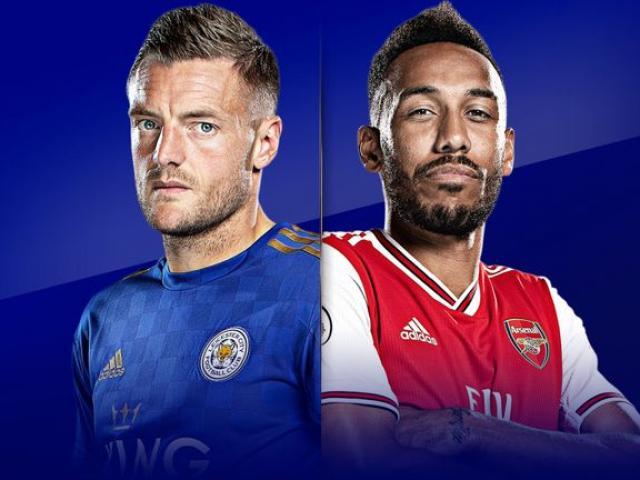 Leicester City - Arsenal: Vardy phong độ cao, mơ soán ngôi nhì bảng