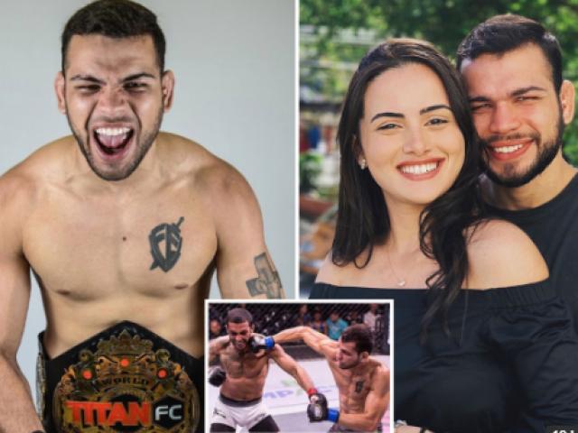 SAO vô địch MMA chết não vì lý do sốc: Bạn gái xinh đẹp vẫn thề chung tình
