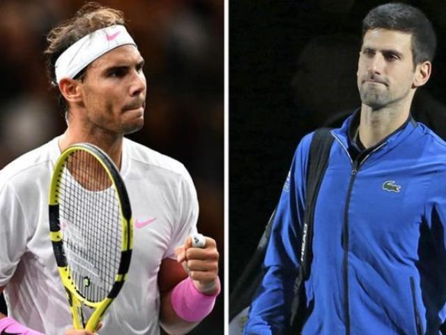 Nadal gửi chiến thư Djokovic: Sẵn sàng lên ngôi ATP Finals & đua số 1 thế giới