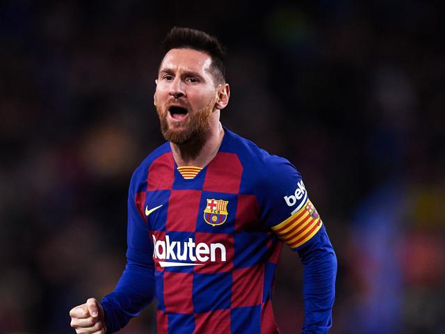 Messi lập hat-trick, Barcelona đại thắng: San bằng kỷ lục của Ronaldo