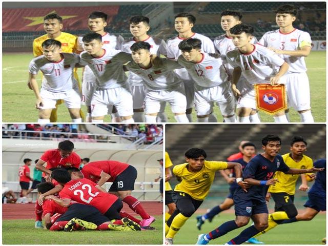 """Đông Nam Á khuynh đảo U19 châu Á: Tự hào Lào - Việt Nam, chỉ Thái Lan """"xấu hổ"""""""