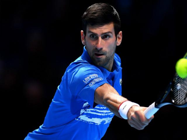 Video tennis Djokovic - Berrettini: Sức mạnh hủy diệt, thị uy Federer (ATP Finals)