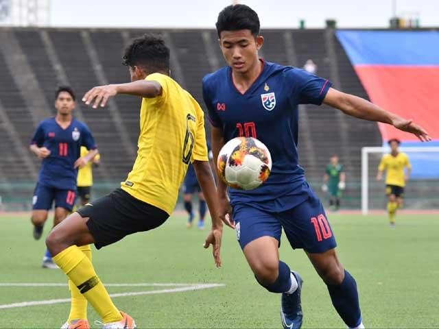 U19 Thái Lan tiếp tục thua sốc giải châu Á, U19 Lào thắng 6-0 mơ lớn