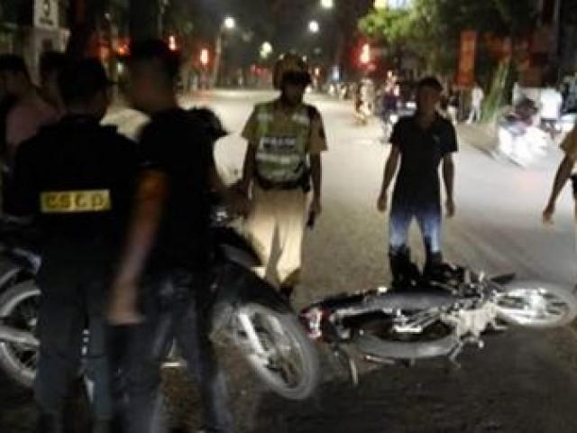 """Cảnh sát sẽ ghi hình, """"bêu"""" tên và xử lý nghiêm quái xế tại Hà Nội"""