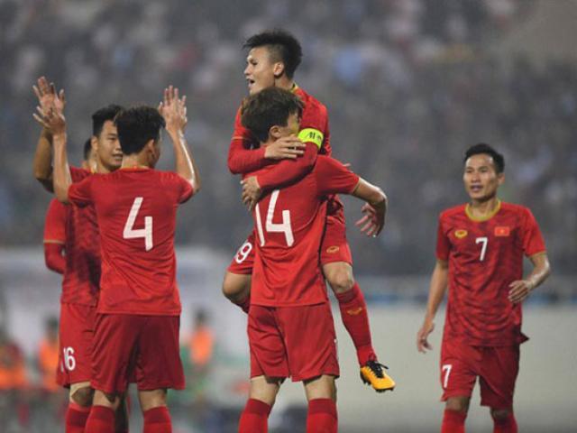 Bảng xếp hạng bóng đá Nam SEA Games 30: U22 Việt Nam nhất bảng B vào bán kết