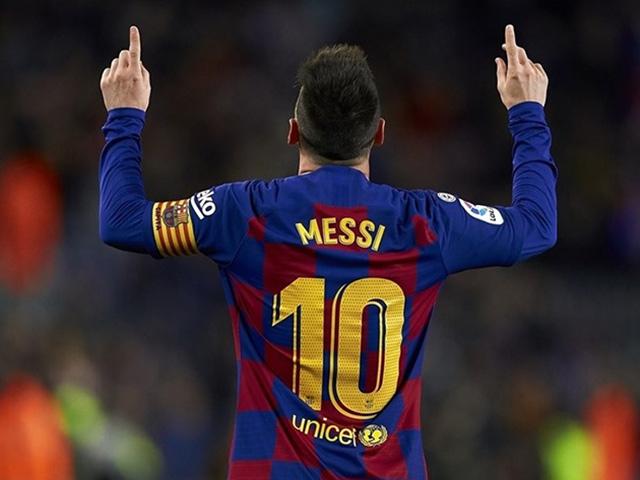 Messi cú đúp sút phạt tuyệt đỉnh thống trị siêu phẩm La Liga vòng 13