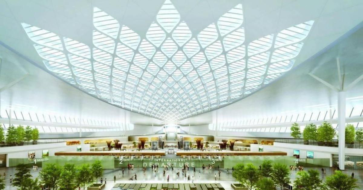 Quốc hội đang bàn chuyện xây sân bay Long Thành