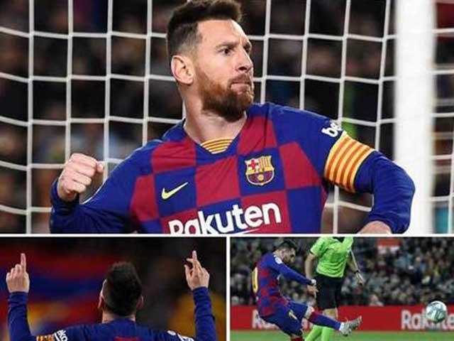 Messi đạt tỷ lệ ghi bàn khủng khiếp: Đạt đỉnh sự nghiệp ở tuổi 32