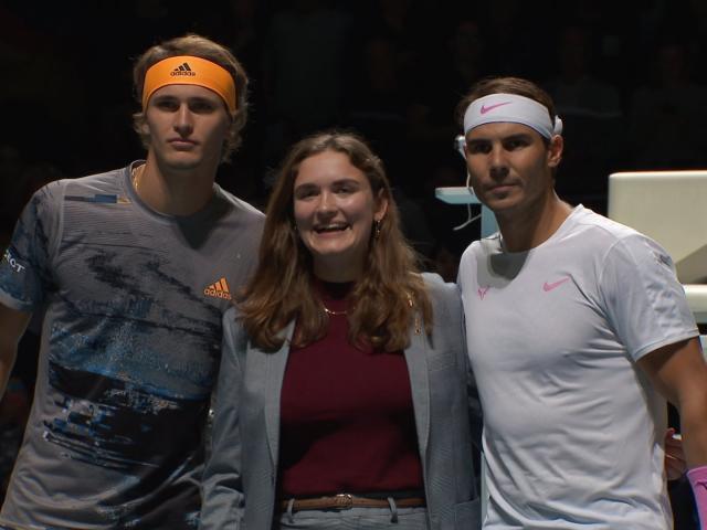 Video tennis Nadal - Zverev: Vùi dập khó tin, khởi đầu hoàn hảo (ATP Finals)