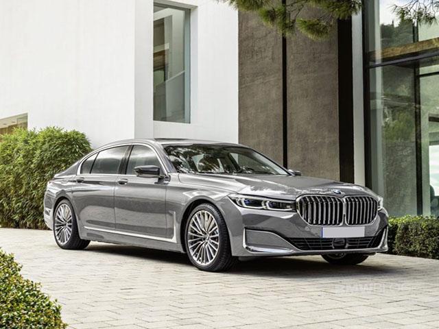 BMW sẽ giới thiêu dòng 7-Series tại Việt Nam vào cuối tháng này