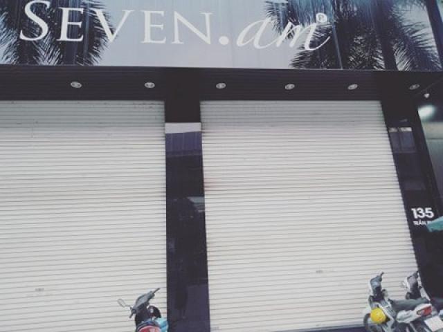 """Xin """"nợ"""" giấy tờ chứng minh nguồn gốc xuất xứ, chuỗi cửa hàng SEVEN.am đóng cửa hàng loạt"""