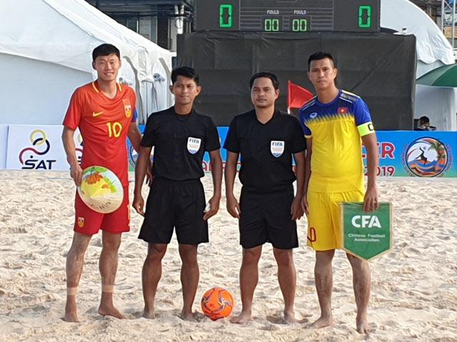 ĐT Việt Nam thắng Trung Quốc nghẹt thở, rượt đuổi 12 bàn ở giải bóng đá bãi biển