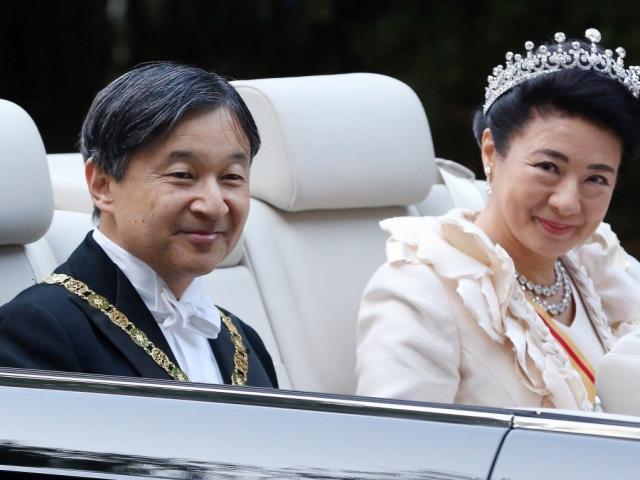 Quy mô buổi lễ Nhật hoàng qua đêm với nữ thần Mặt trời