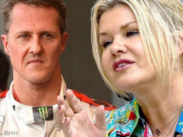 Cực nóng: Vợ Schumacher lần đầu tiên trả lời phỏng vấn về chồng