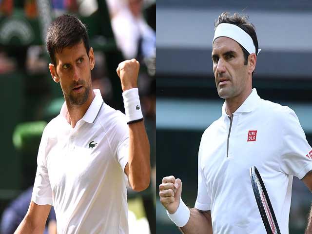 Trực tiếp tennis Federer - Djokovic: Đại chiến vì vé đi tiếp (ATP Finals)