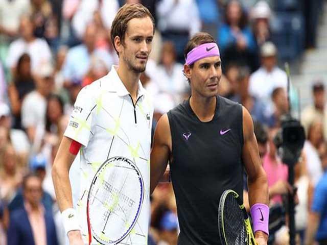 Video tennis Nadal - Medvedev: Nghẹt thở tie-break, bản lĩnh vua ngược dòng