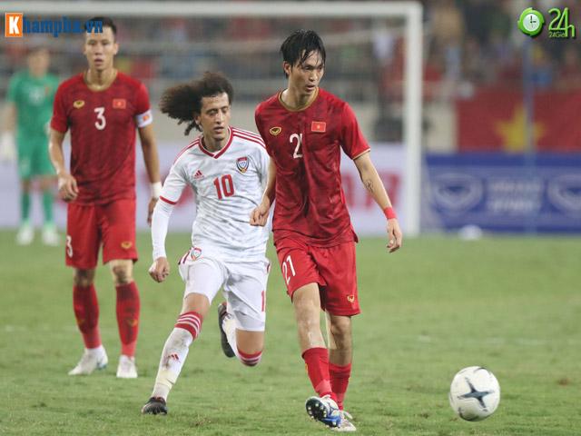 ĐT Việt Nam số 1 bảng G: Sắp có vé dự World Cup 2022 hay chưa?