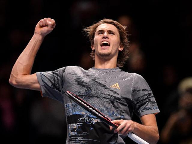 Video, kết quả tennis Medvedev - Zverev: Máu lửa định đoạt số phận Nadal (ATP Finals)