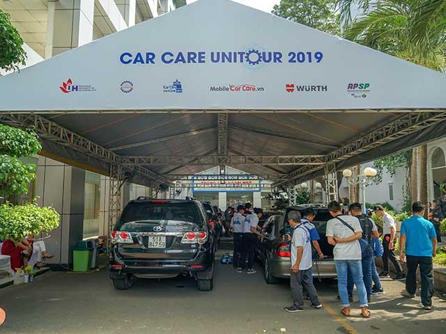 Car Care UniTour 2019 chính thức diễn ra tại TP.HCM