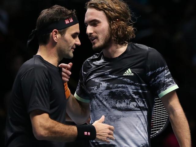 """Federer, Djokovic, Nadal rời ATP Finals: Cay đắng khâm phục lớp trẻ """"nổi loạn"""""""