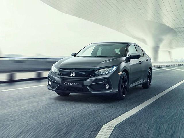 Honda Civic 2020 ra mắt tại thị trường Châu Âu, tinh chỉnh ngoại thất và trang bị