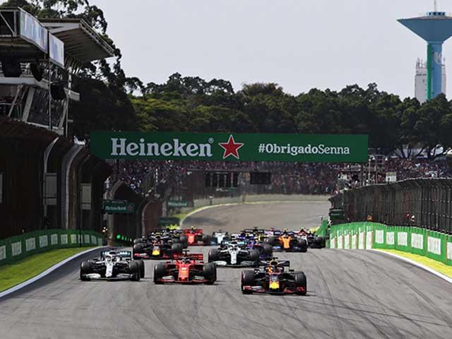 Đua xe F1, Brazilian GP: Max phục thù trên đất Brazil, chặng đua 'điên rồ' tại Hockenheim tái hiện