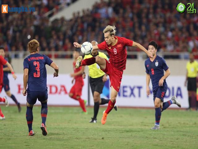 Trực tiếp bóng đá Việt Nam - Thái Lan: Không được công nhận bàn thắng