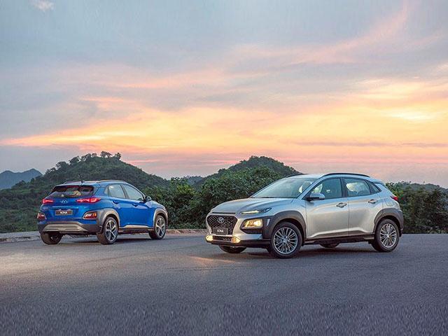 Hyundai Kona 2019 – Chiến binh thực thụ của Hyundai
