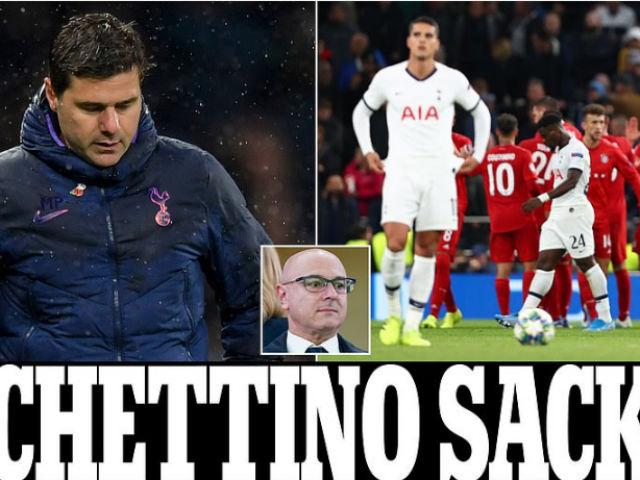 """Tottenham chính thức sa thải Pochettino, Solskjaer như """"ngồi trên lửa"""" ở MU"""
