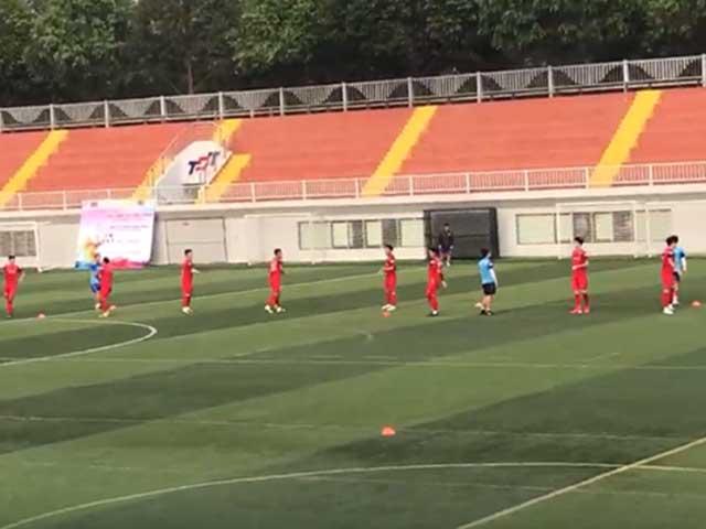Kế của HLV Park Hang Seo không để U22 Việt Nam lộ bài SEA Games 30