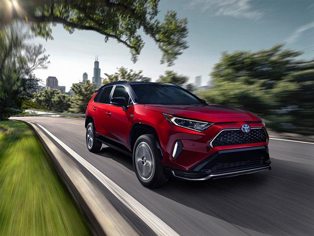 Toyota RAV4 Prime 2021 ra mắt, xe hybrid mạnh mẽ và tiết kiệm nhiên liệu nhất