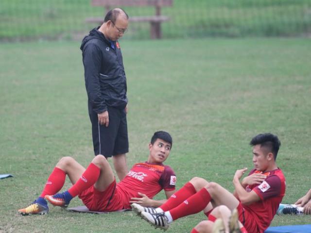 """Đội trưởng U22 Việt Nam dự SEA Games: HLV Park Hang Seo chọn ai """"gửi vàng""""?"""