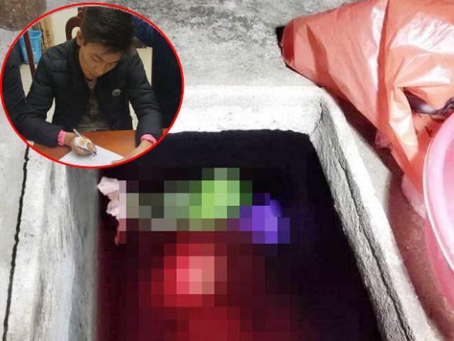 Hành vi bất thường của con rể giết mẹ vợ, ném xác vào bể bước