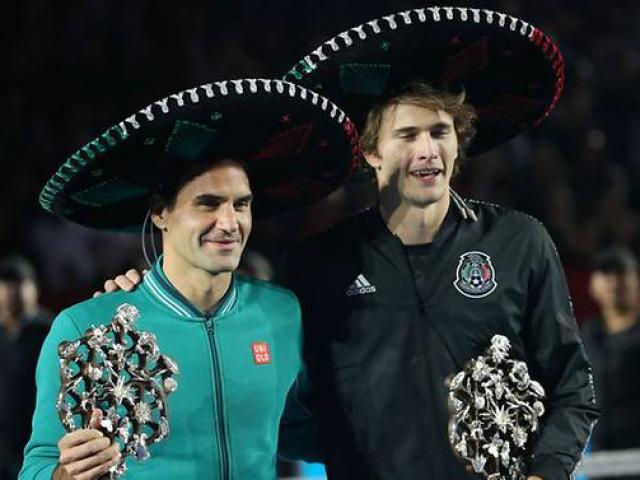 Tennis 24/7: Federer ngược dòng thắng Zverev, lập kỷ lục ấn tượng