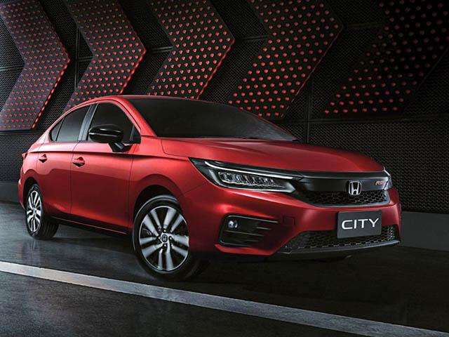 Honda City thế hệ mới chính thức ra mắt thị trường Đông Nam Á