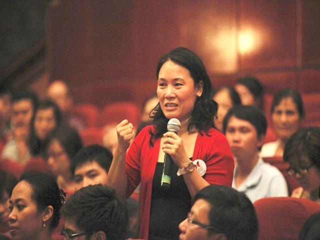 """Cuộc sống kín tiếng của """"người đàn bà quyền lực VTV"""" Tạ Bích Loan"""