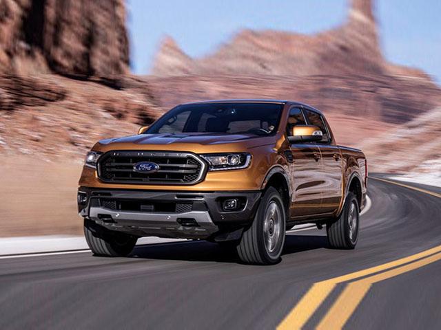 Ford Ranger đời 2019 bị triệu hồi 79.000 xe do lỗi đèn hậu