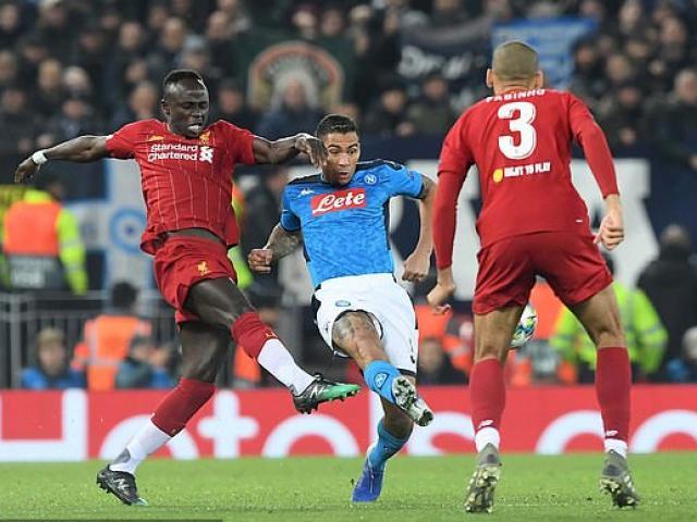 Trực tiếp bóng đá Liverpool - Napoli: Nỗ lực tấn công (Hết giờ)