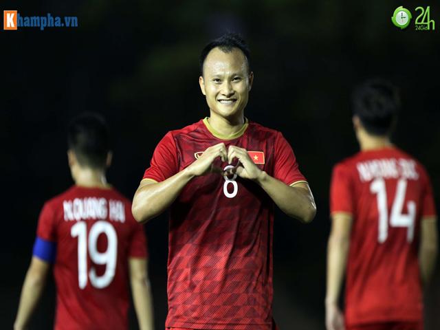 Nóng bảng xếp hạng SEA Games: U22 Việt Nam trên đỉnh, Thái Lan đứng thứ mấy?