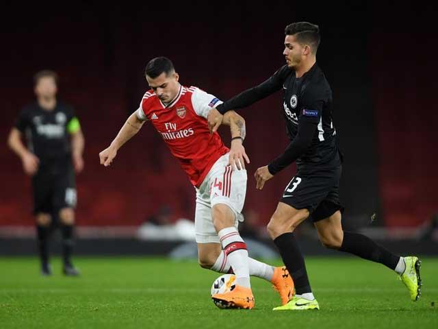 Kết quả bóng đá Europa League, Arsenal - Eintracht Frankfurt: 2 đòn cực đau & nguy cơ bị loại