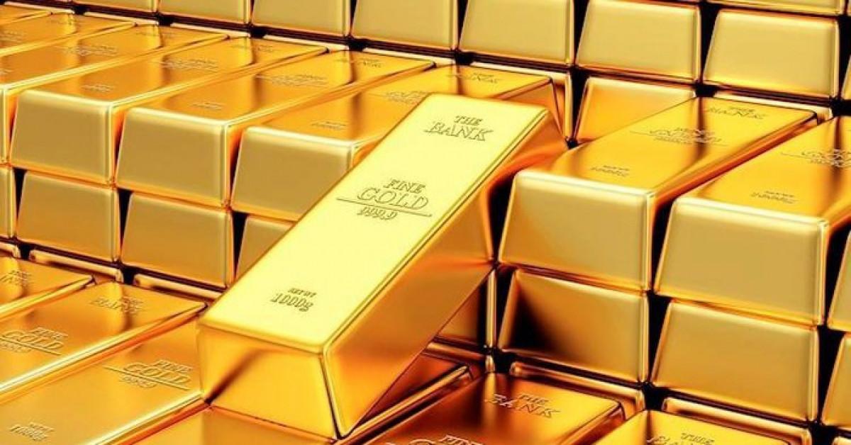Giá vàng bất ngờ tăng mạnh phiên cuối tuần