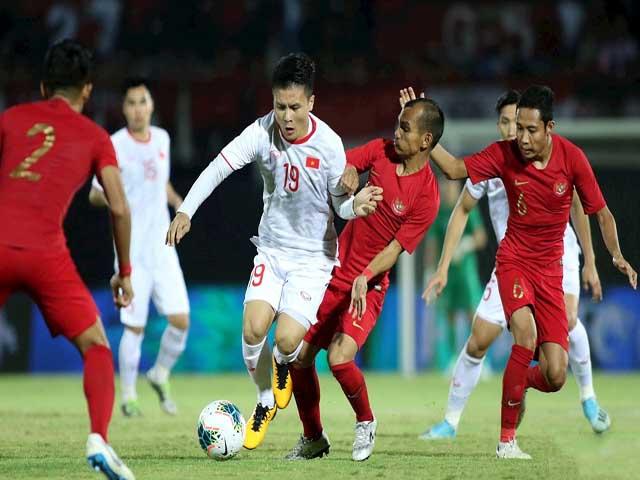 U22 Việt Nam đấu Indonesia: Quang Hải từng bị tước penalty, nhớ món nợ 2017