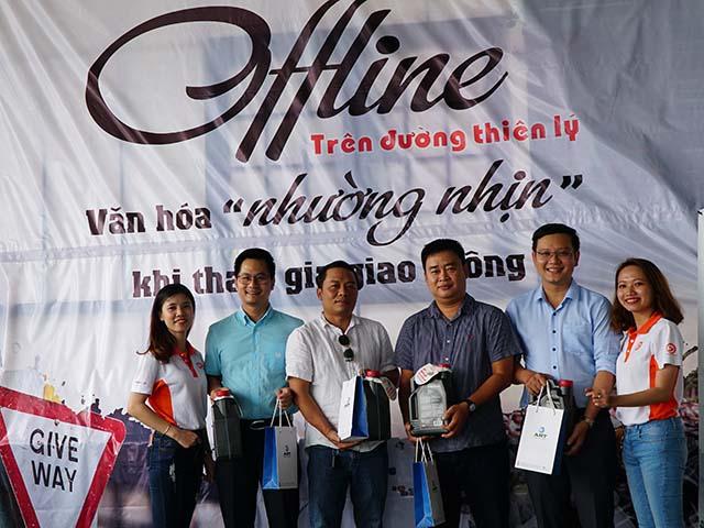 Offline chia sẻ văn hóa nhường nhịn khi tham gia giao thông tại TP.HCM