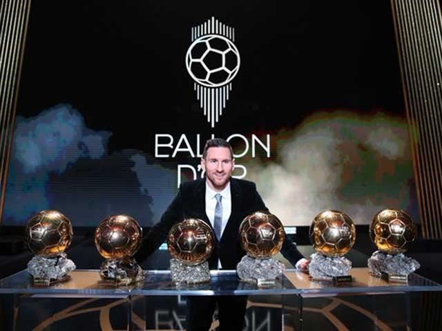 Lễ trao giải Quả Bóng Vàng 2019: Messi đoạt giải lần thứ 6